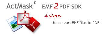 ActMask EMF2PDF SDK 3.035